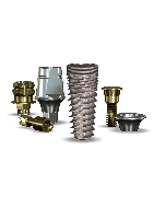 Implant Direct™ Dentistry InterActive 5.0mmD x 11.5mmL SBM: 3.4mmD Platform Dental Implant System - 1 / Pack