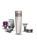 Implant Direct Dentistry Legacy4™ 4.7mmD x 16mmL HA: 4.5mmD Platform Dental Implant System - 1 /Pack