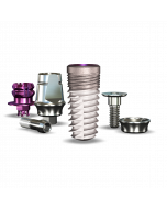 Implant Direct Dentistry Legacy4™ 5.2mmD x 11.5mmL HA: 4.5mmD Platform Dental Implant System - 1 /Pack