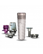 Implant Direct Dentistry Legacy4™ 5.2mmD x 16mmL HA: 4.5mmD Platform Dental Implant System - 1 /Pack