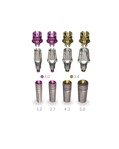 Implant Direct InterActive™ Dental Implant System - 1 / Pack