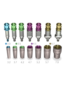 Implant Direct Legacy2™ Dental Implant System - 1 / Pack