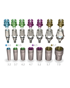 Implant Direct Legacy4™ Dental Implant System - 1 / Pack