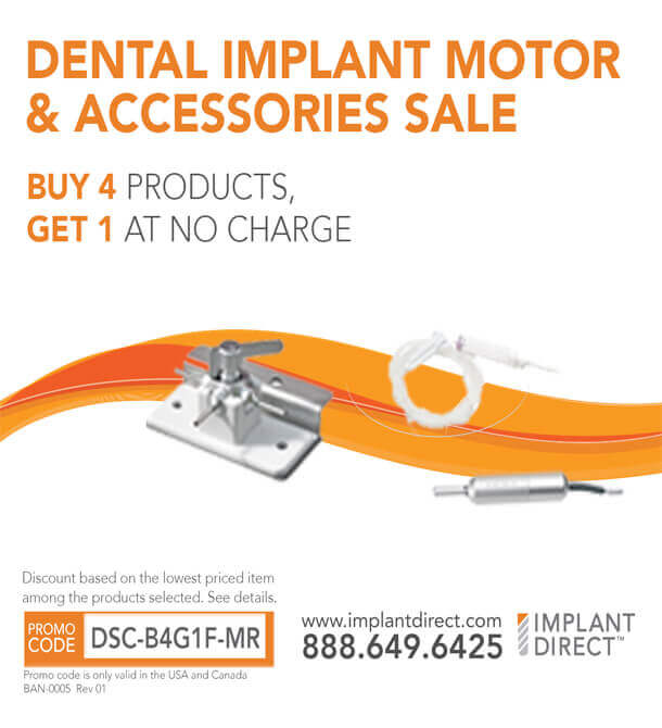 Dental Implant Motor & Accessories Sale